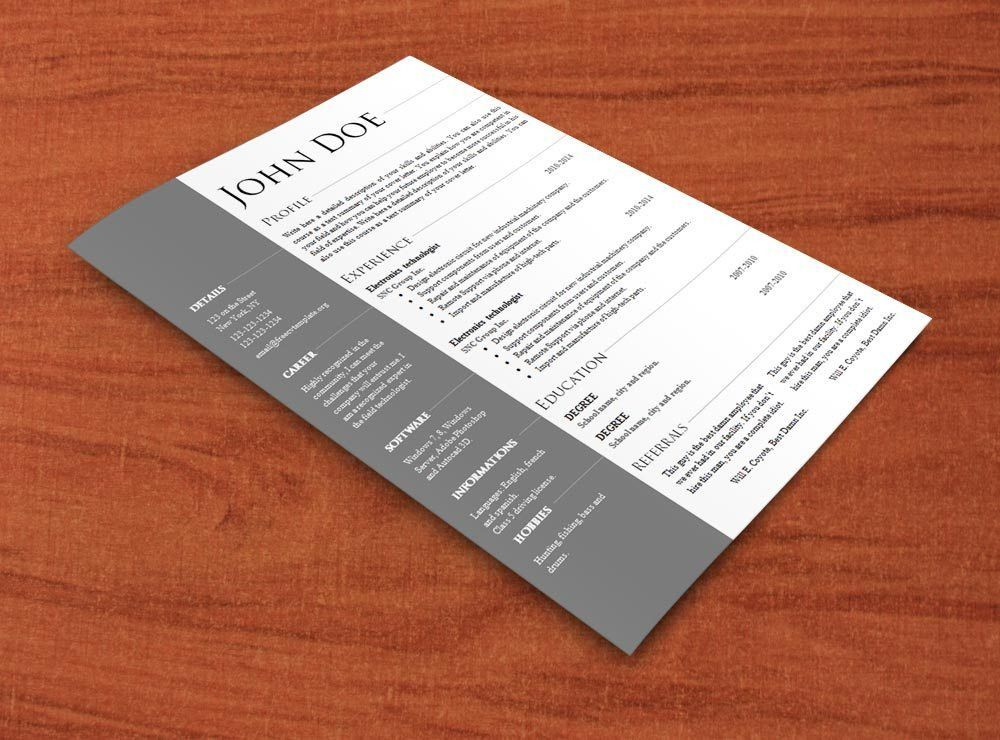 open office resume template best business template. resume ...