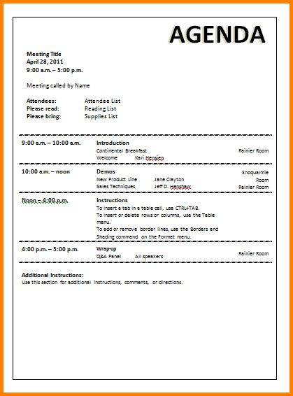 Business Meeting Agendas.47294594.png - Letter Template Word
