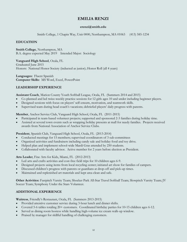 Resume : Insurance Broker Assistant Cover Letter Product Manager ...