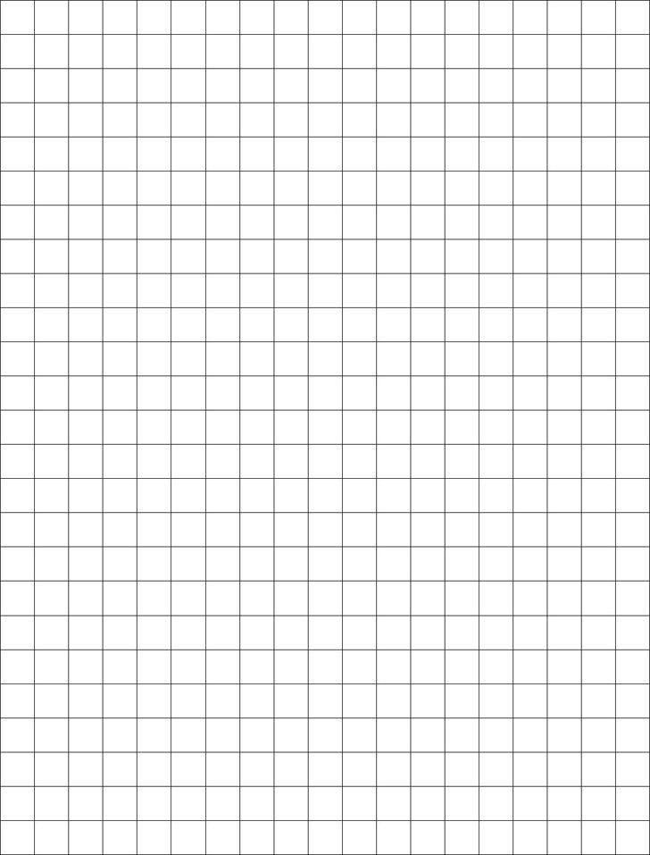 Free Centimeter Graph Paper - PDF | 3KB | 1 Page(s)