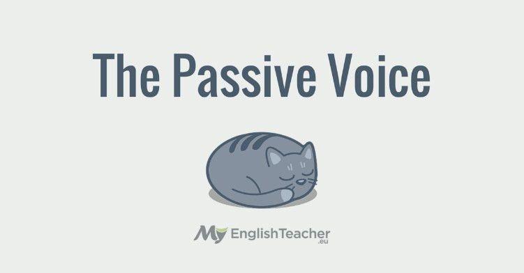 Passive voice ›› Examples of passive voice ›› Passive sentences ...
