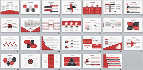 Unique Presentation Templates - Creative Presentation Design for ...