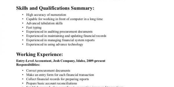 accounting intern resume samples. resume sample for accounting ...