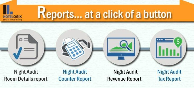 Importance of Night Audit Reports in a hotel by Hotelogix blog