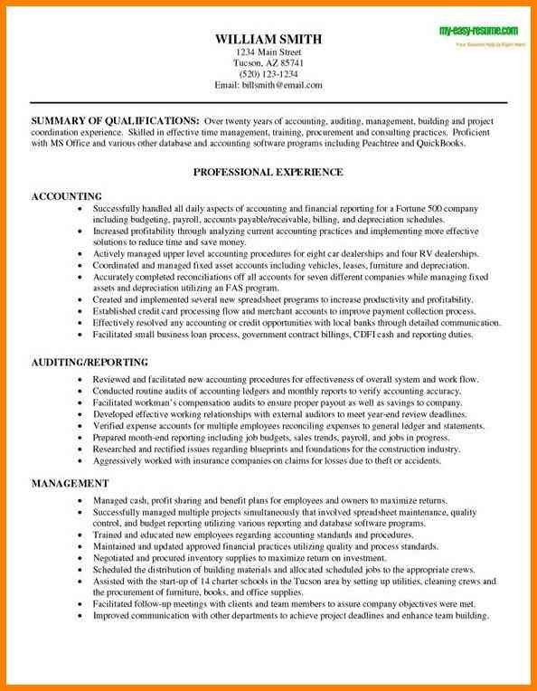 5+ accounting resume objective statement examples | cashier resumes