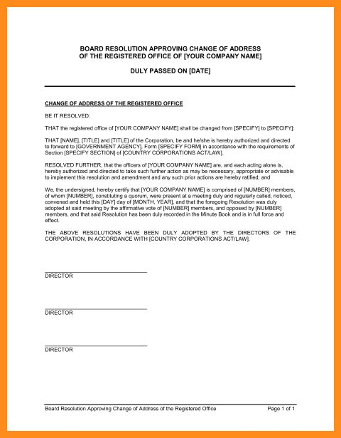 10+ change of address form template | parts of resume
