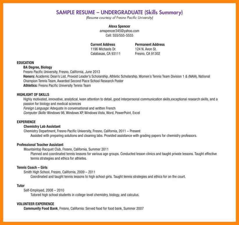 Resume Examples For First Job. Make Job Resume | Resume Cv Cover ...