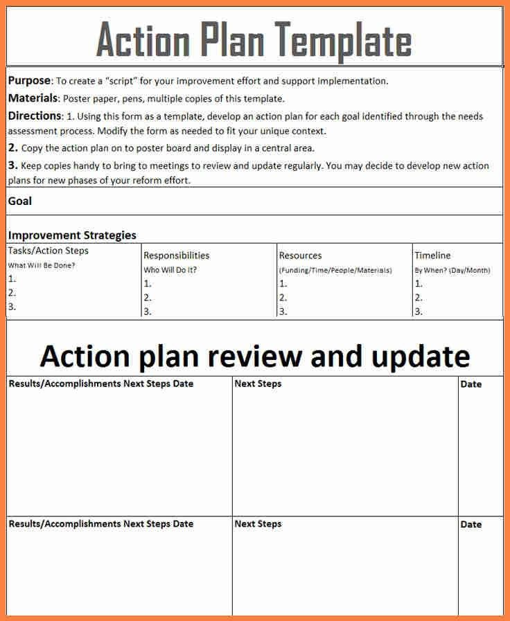 8+ corrective action plan template excel | Invoice Example 2017