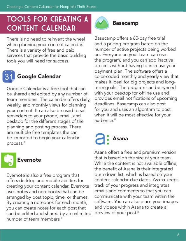 creating-a-content-calendar -for-nonprofit-thrift-stores-6-638.jpg?cb=1433266097