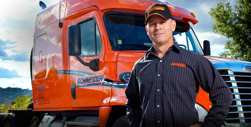 Schneider Jobs - CDL Truck driving, Diesel Technicians, Warehouse ...