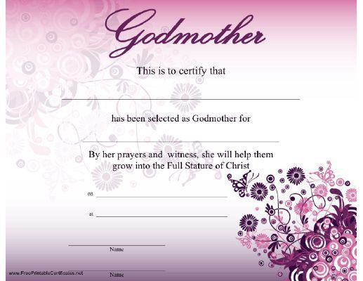 Baby Dedication Certificate Template. Find This Pin And More On ...