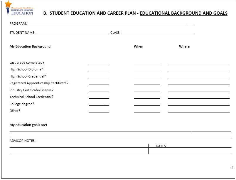 13 Free Sample High School Career Survey – Printable Samples