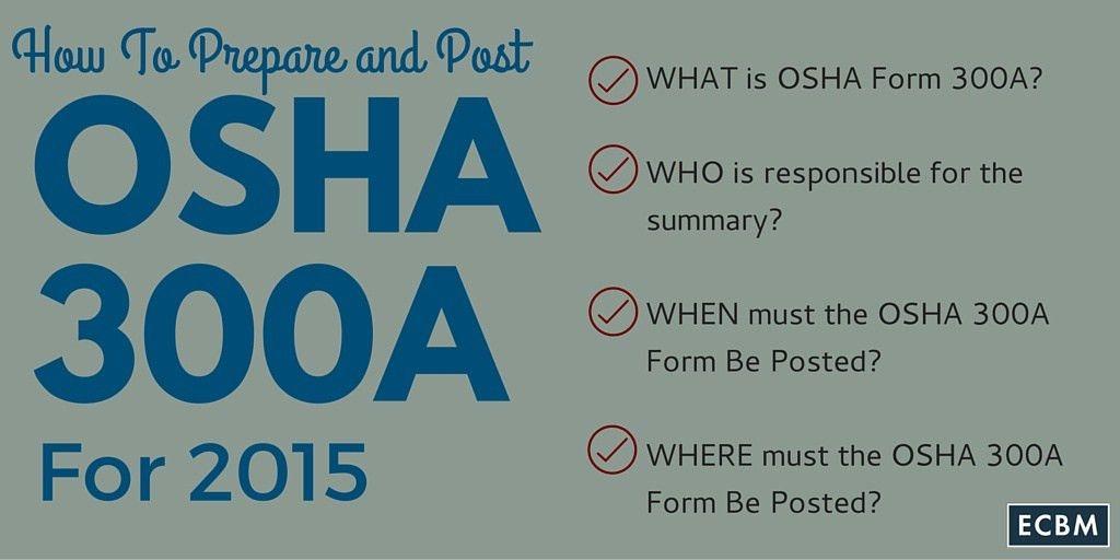 Osha 300 Form Faq | Marketing Cover Letter Examples Pharmaceutical ...