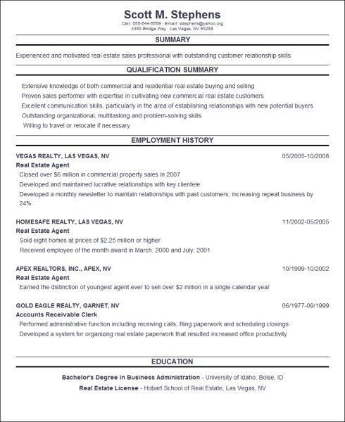 Example Of An Online Resume Resume Template 2016 18930 | Plgsa.org
