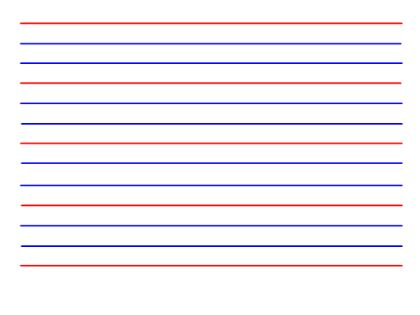 Printable paper with writing lines: Custom Writing Service