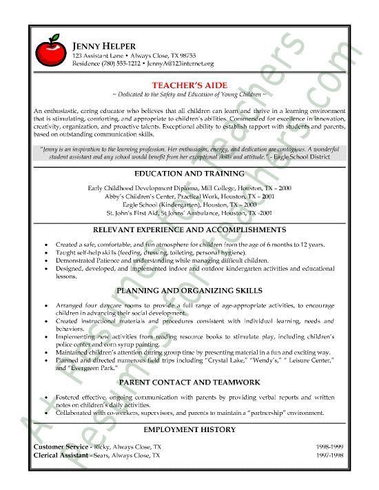 Best 25+ Resume writing format ideas only on Pinterest | Resume ...