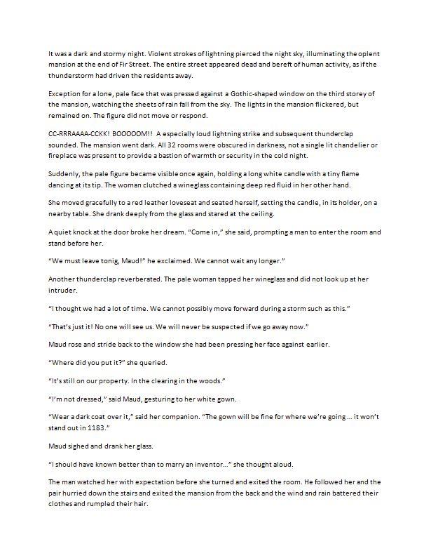 Manuscript Critique - Fast and Affordable | Scribendi