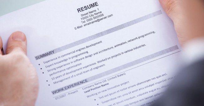 7 Ways to Improve your Resume | UVM CDE