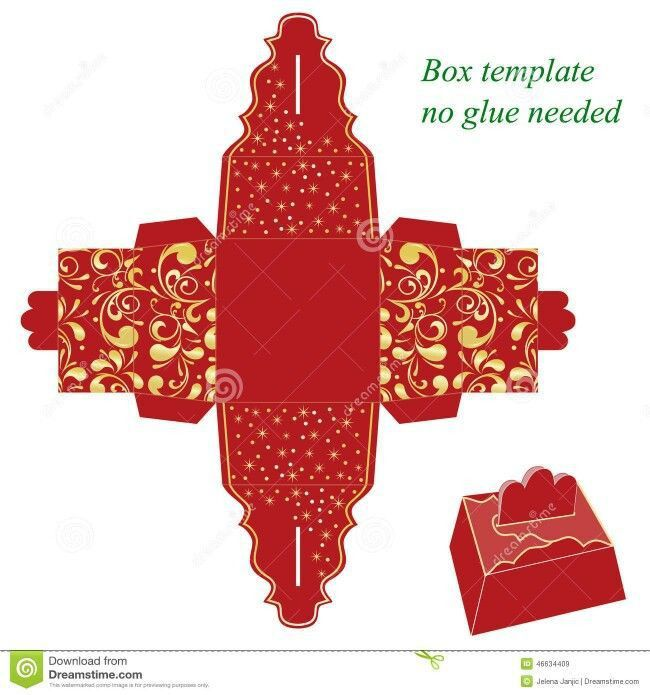 388 best boxes images on Pinterest | Boxes, Box templates and ...