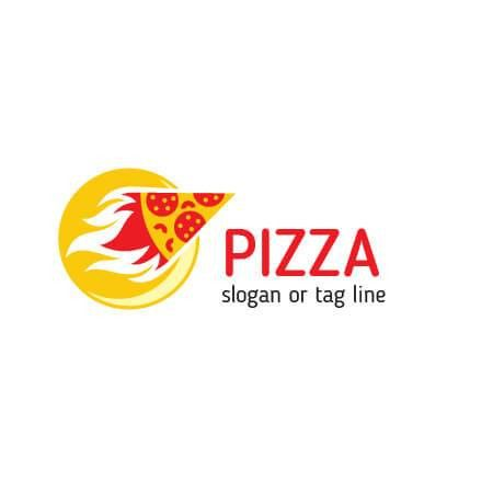 Buy Pizza logo design template for any italian or pizza business ...