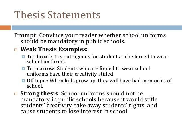 thesis essay persuasive thesis statement examples middle school ...