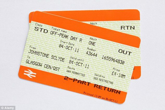 Fare dodger who forged fake first class tickets ordered to pay ...