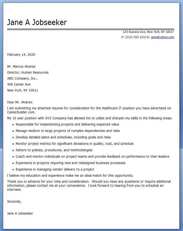 transportation expert cover letter sample of best resume format ...