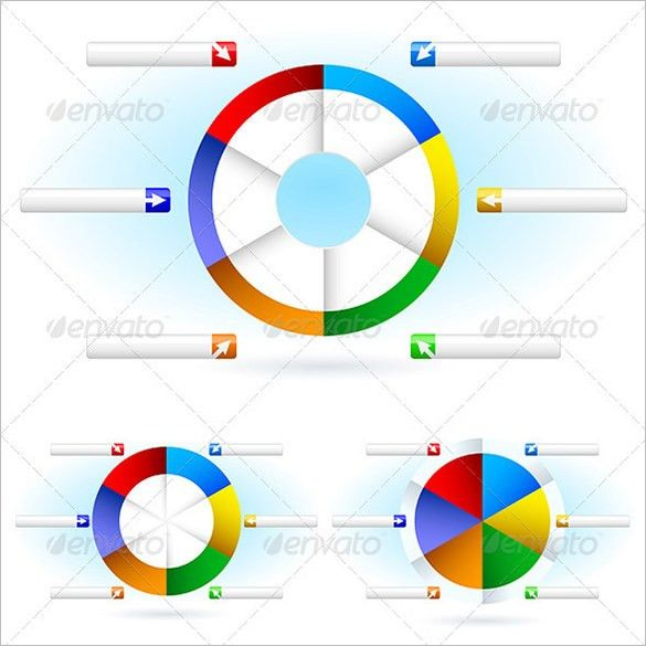Sample Chart Templates » Pie Chart Template Excel - Free Charts ...