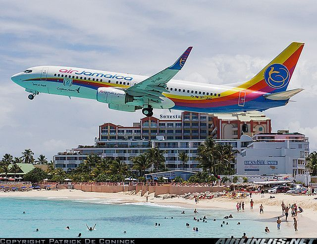 26 best Jamaica airlines images on Pinterest | Air jamaica ...
