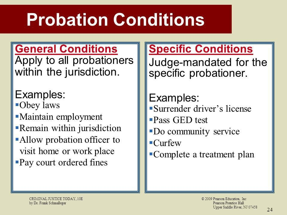 12 CHAPTER Probation, Parole, and Community Corrections - ppt ...