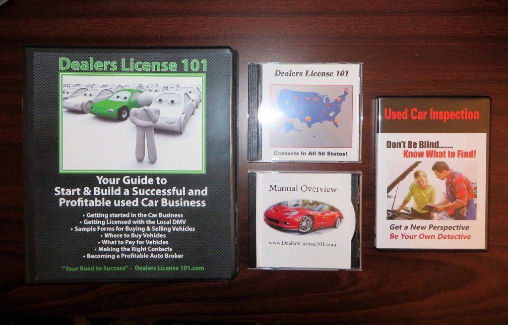 Dealer License 101