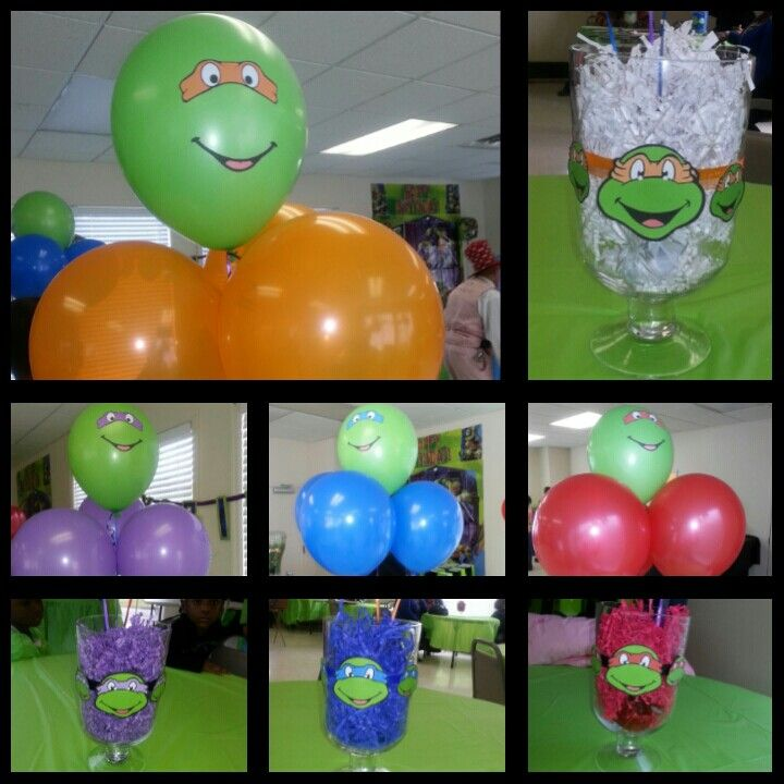 1000 Images About Ninja Turtle Baby Shower On Pinterest
