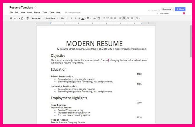 No Work Experience Resume Content. High School Student Resume With ...
