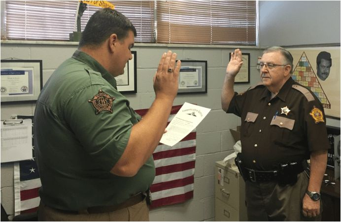 New Court Security Officer Sworn In - The Edmonson Voice