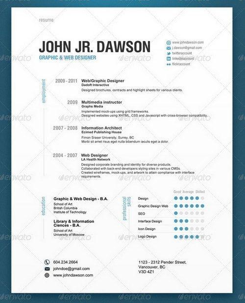 Pleasurable Design Ideas Modern Resume Format 6 Sample Modern ...