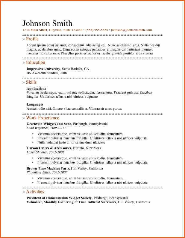 12+ it resume templates - Budget Template Letter