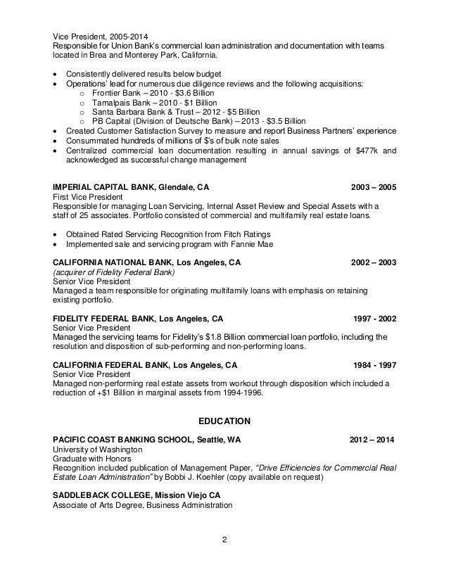 B.Koehler Resume - Commercial Operations (6)