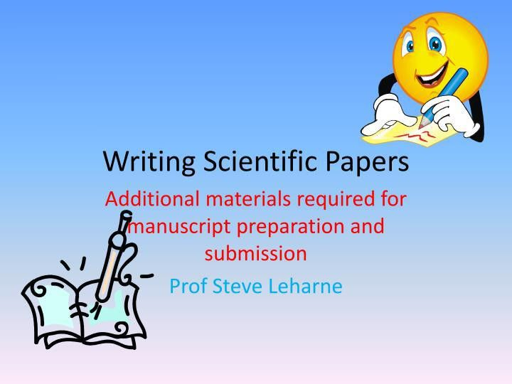 Cover letter for manuscript submission scientific - Write thesis now