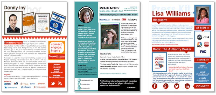 Media Kit Templates - Get Publicity