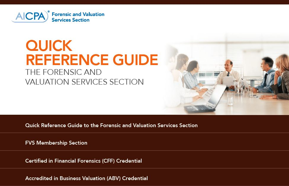 FVS Resources - AICPA
