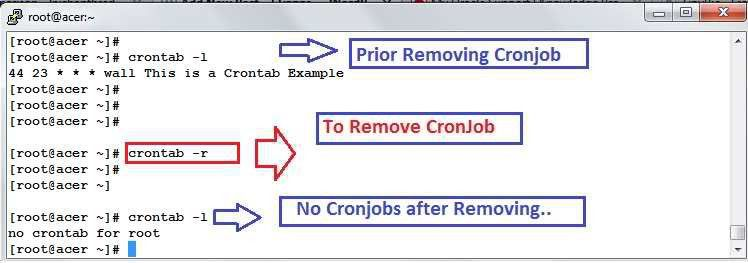 Crontab Setup In Linux « Your Doorstep to the Temple of Oracle