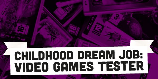 How to be a video game tester | GoThinkBig