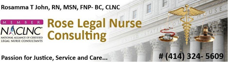 Resume - Rose Legal Nurse Consultant