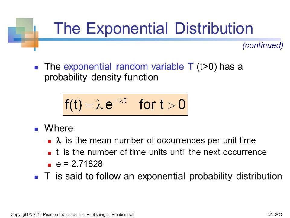 Chapter 5 Continuous Random Variables and Probability ...