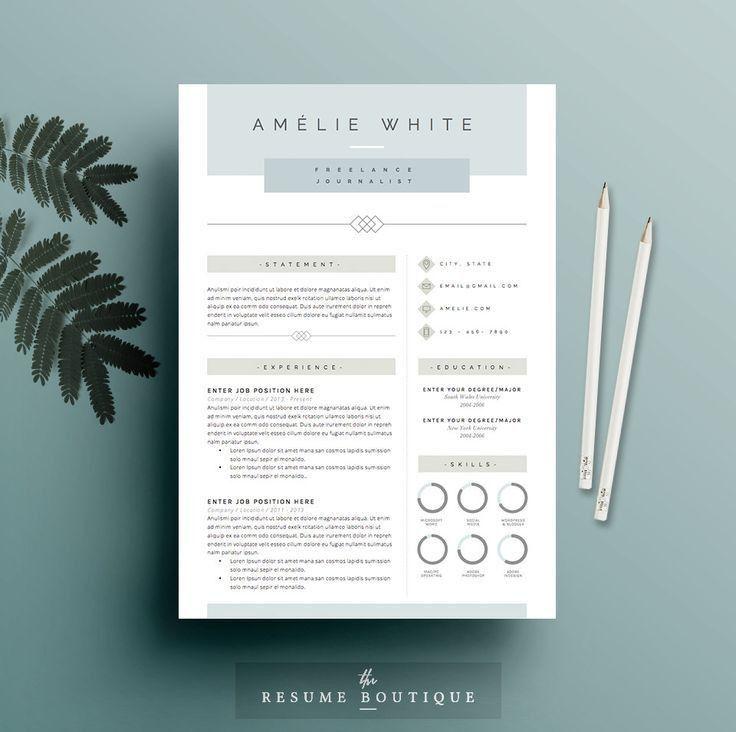 202 best Resume Templates images on Pinterest | Resume ideas, Cv ...