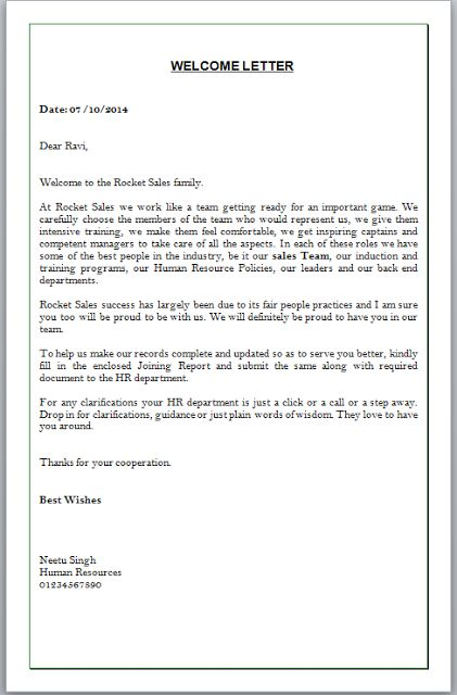 No Dues Letter Format - Best Template Collection