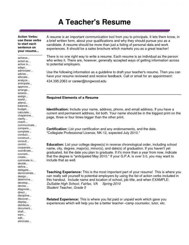 Resume : Interview Follow Free Example Of A Resume A Curriculum ...