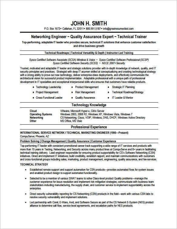 Network Engineer Resume | snapchat-emoji.com
