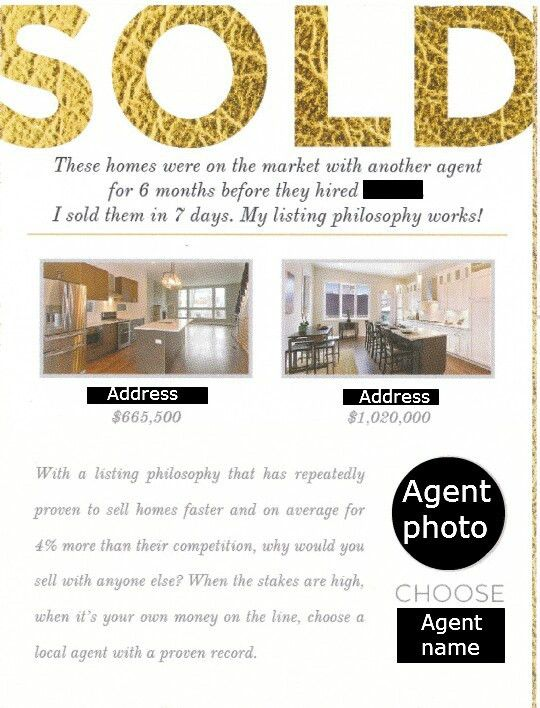 Beware Of Real Estate Agents' False Advertising - Getting Real