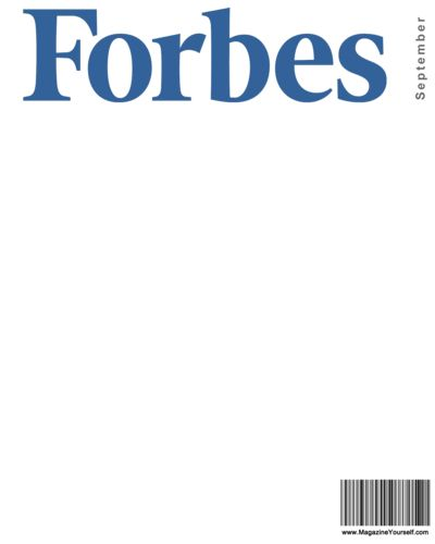 Create Forbes Magazine Covers
